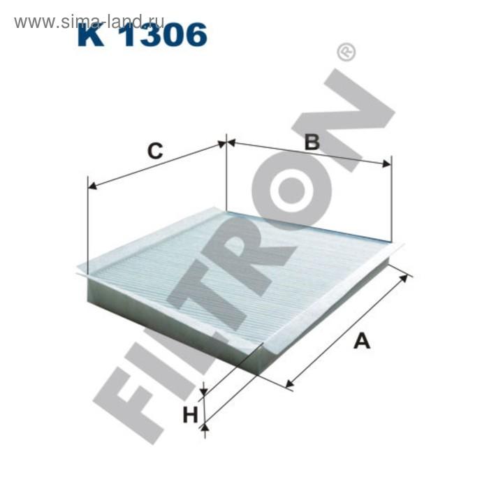 Фильтр салонный FILTRON K1306