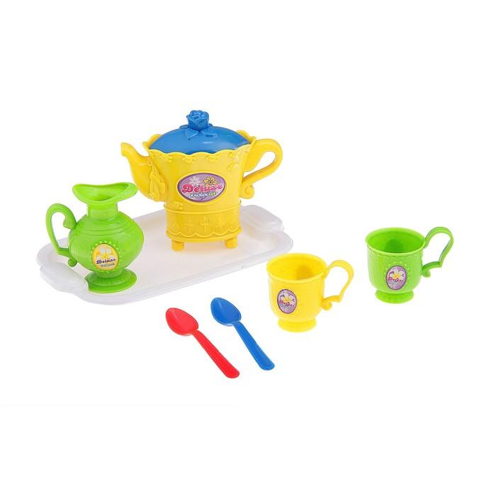 """Набор посуды """"Чаепитие"""", 7 предметов"""