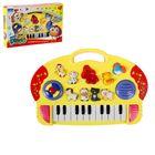Музыкальная игрушка-ионика «Ферма», звуковые эффекты, МИКС