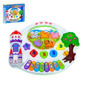 """Musical toy Ionica """"Castle"""", light and sound effects"""
