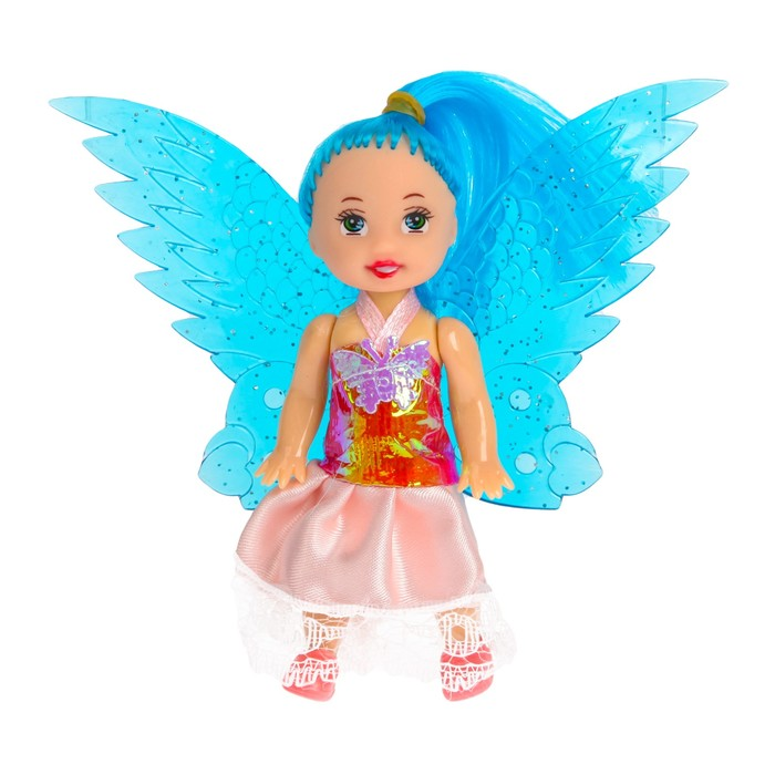 "Кукла малышка ""Маленькая фея"", МИКС"