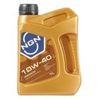 Масло моторное NGN 10W-40 PREMIUM SL/CF, A3/B4, 1 л