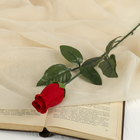 """Цветок искусственный """"Роза закрытая"""""""