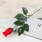 """Цветок искусственный """"Роза простая"""""""
