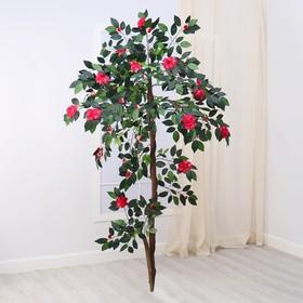 Дерево искусственное с цветами Ош