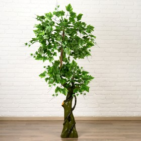 "Tree artificial ""Grape leaf"""