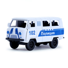 """Машина инерционная """"Микроавтобус Полиция"""""""