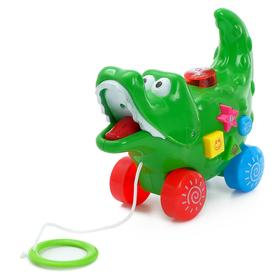 "A wheelchair on a rope ""KROK"", sound effects"