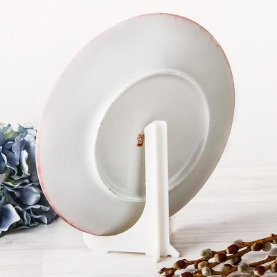 Пасхальная Тарелка с сублимацией «Пасхальная композиция», 20 см