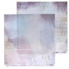 """Бумага для скрапбукинга Mr.Painter """"Звуки музыки-1"""" 30,5х30,5 см 190гр/м2"""