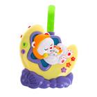 Музыкальная игрушка-проектор «Сонный мишутка», подвесная на кроватку