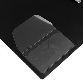 Карманы самоклеящиеся 3L для визитных карточек, 105*60 мм, комплект 10 штук, с клапаном 6825-10 Ош