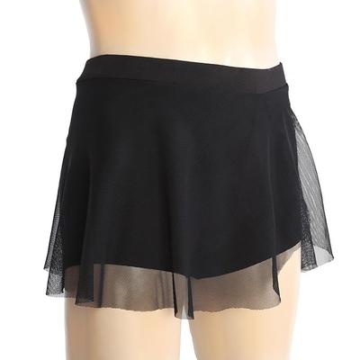 Юбка-шорты «Полярная звезда», размер 40, цвет чёрный