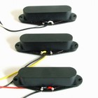 Звукосниматель Belcat BS-02Bridge-BK  магнитный, сингл, бриджевый, черный