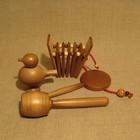 Комплект инструментов Мастерская Сереброва «Каруселька»