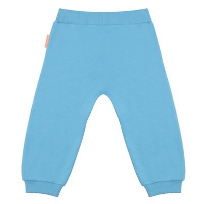 Штанишки для мальчика, рост 62 см, цвет голубой 172-003-07