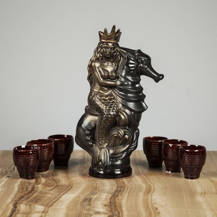 """Набор винный """"Наездница"""", 7 предметов"""