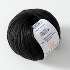 """Пряжа """"Baby Wool XL"""" 20% кашемир, 40% меринос. шерсть, 40% акрил 100м/50гр (803 чёрный) - фото 7257911"""