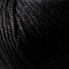 """Пряжа """"Baby Wool XL"""" 20% кашемир, 40% меринос. шерсть, 40% акрил 100м/50гр (803 чёрный) - фото 7257912"""