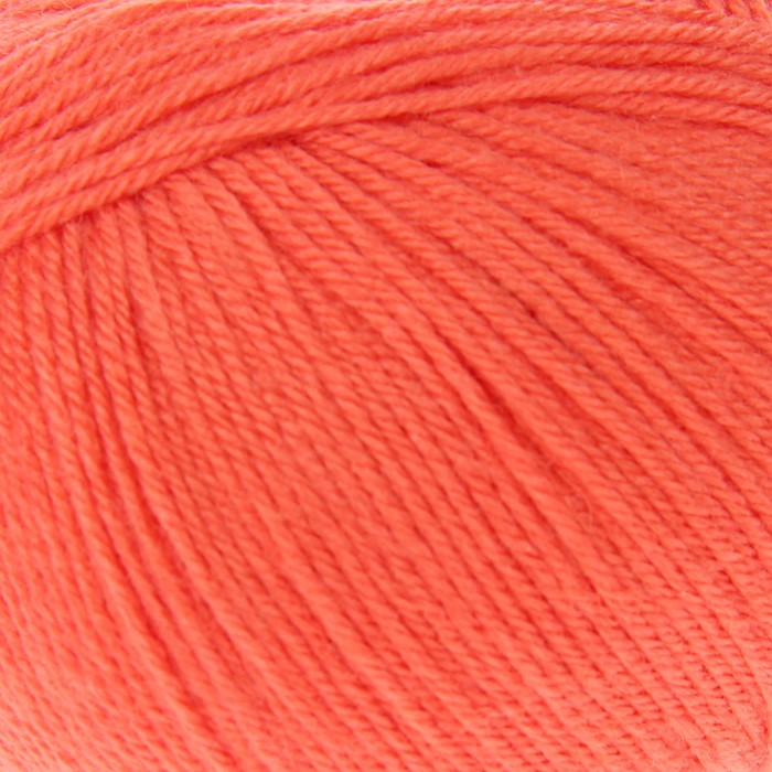 """Пряжа """"Baby Wool"""" 20% кашемир, 40% меринос. шерсть, 40% акрил 175м/50гр (819 оранжевый) - фото 7278060"""