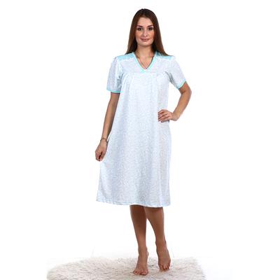 Сорочка женская НС2 цвет МИКС, р-р 52
