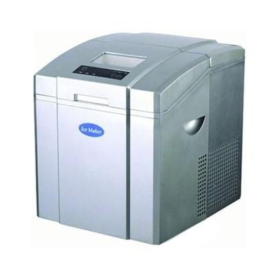 Льдогенератор Gastrorag DB-07, кускового льда (пальчики), 3.25 л, 15-18 кг/сутки, серебристый   3184