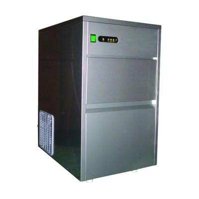 Льдогенератор Gastrorag DB-26, кускового льда (пальчики), 26 кг/сутки, серебристый