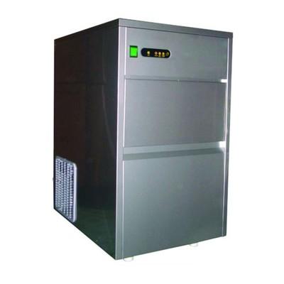 Льдогенератор Gastrorag DB-50A, кускового льда (пальчики), 50 кг/сутки, серебристый