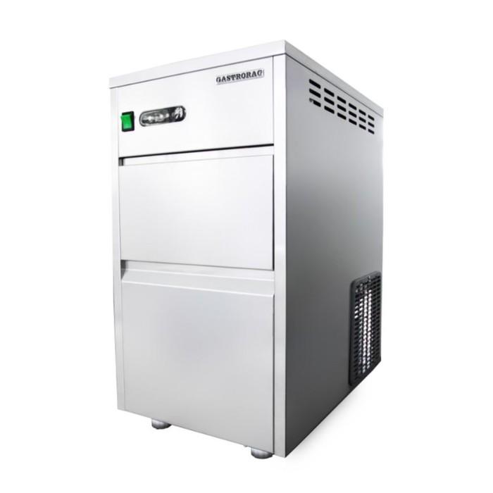 Льдогенератор Gastrorag IMS-25, чешуйчатого льда, 25 кг/сутки, серебристый