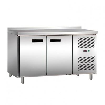 Морозильный стол GASTRORAG SNACK 2200 BT ECX, 1100 Вт, 250 л, -10 до -20°С, 2 двери