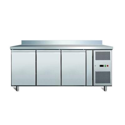 Морозильный стол GASTRORAG SNACK 3100 BT ECX, 375 л, -20 до -10°С, рабочая зона без борта