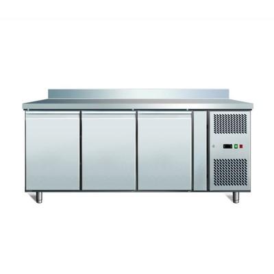 Морозильный стол GASTRORAG SNACK 3200 BT ECX, 375 л, -20 до -10°С, рабочая зона с бортом
