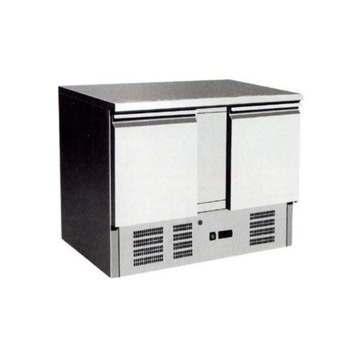 Морозильный стол GASTRORAG SNACK SS45BT ECX, 260 Вт, 260 л, -10 до -20°С, рабочая зона