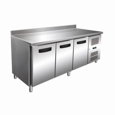 Холодильный стол GASTRORAG SNACK 3200 TN ECX, 1100 Вт, 375 л, -2 до +8°С, рабочая зона