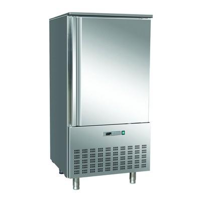 Шкаф шоковой заморозки GASTRORAG D10, 1300 Вт, 241 л, вместимость 10 GN 1/1, цикл 90 мин