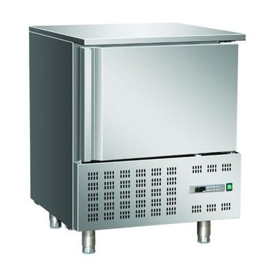 Шкаф шоковой заморозки GASTRORAG D5, 800 Вт, 169 л, вместимость 5 GN 1/1, раб. цикл 90 мин