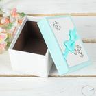 Коробка подарочная 10 х 7,5 х 6 см, МИКС