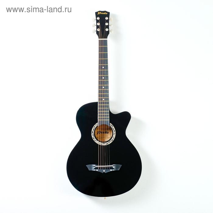 Акустическая гитара Prado HS - 3810 / BK