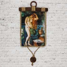 "Souvenir scroll ""Bath of Venus"""