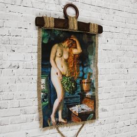 """Сувенир свиток """"Баня Венера"""" - фото 7411132"""