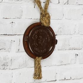 """Сувенир свиток """"Баня Мужики в бане"""" - фото 1398998"""