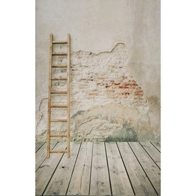 "Фотофон винил ""Лестница"" стена+пол 80х125 см"