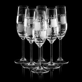 Набор бокалов для шампанского НЕМАН, 160 мл, 6 шт