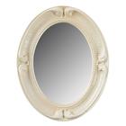 Зеркало «Фея», размер отображения 11х16 см, камелия