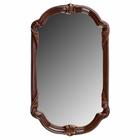 Зеркало «Комфорт», размер отображения 28х47 см, светлый орех