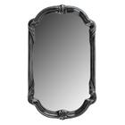 Зеркало «Комфорт», размер отображения 28х47 см, чёрный старый
