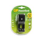Зарядное устройство Gp PB330GSC-2CR1, АА/ААА, черный