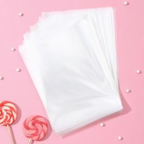 Набор пакетиков для упаковки леденцов, 12,5×17 см, 100 шт