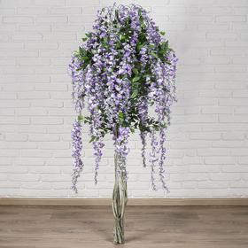 """Дерево искусственное """"Глициния фиолетовая"""""""