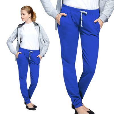 Брюки женские StanJumpWomen, размер 42, цвет синий 260 г/м 62W